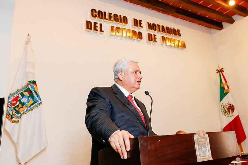 Fovissste y notarios de Puebla buscan agilizar trámites