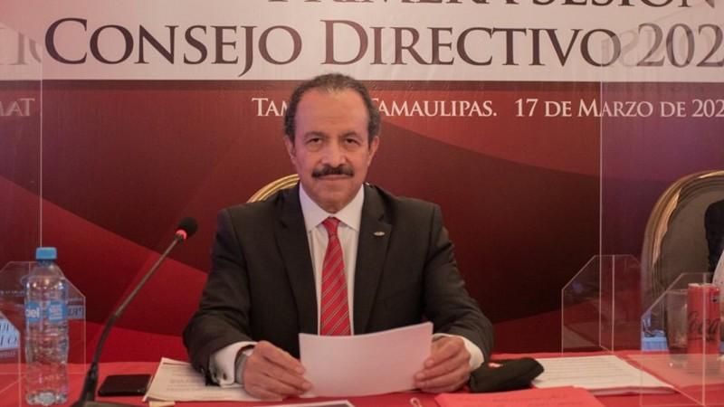Francisco Solares, nuevo presidente nacional de la CMIC