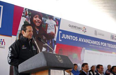 Invertirán 23.3 mdp en obras para Tequisquiapan