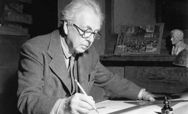 Frank Lloyd Wright redefinió la relación entre el hombre, la arquitectura y la naturaleza