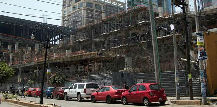 Freno en sector inmobiliario afecta a más de 15,000 familias en CDMX
