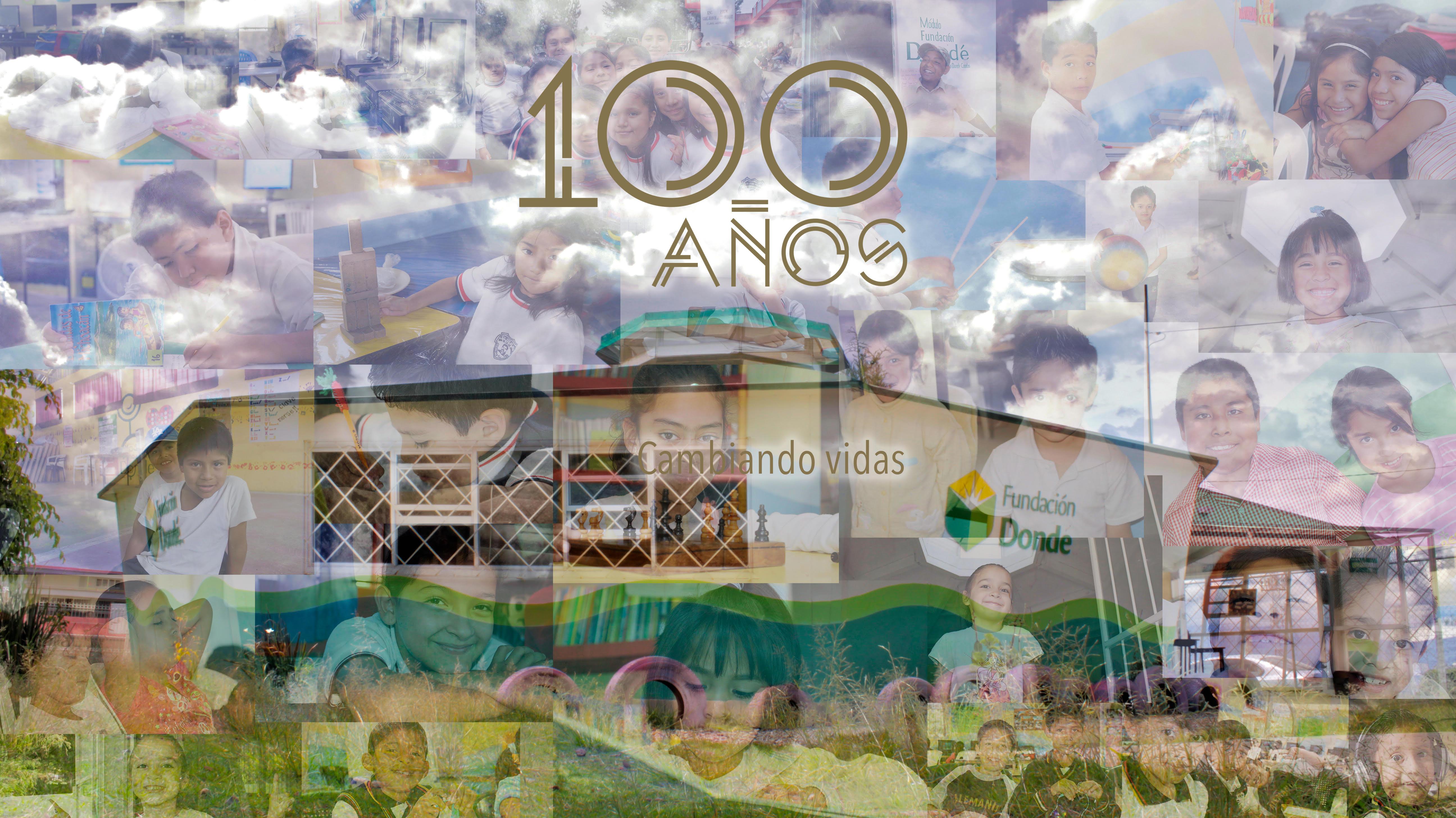 ▶️Video | En 100 años, la Fundación Dondé ha beneficiado a más de 750,000 niños