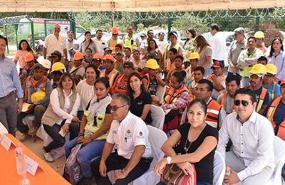 Fundación Vinte trabaja por la recuperación de espacios públicos-Revista Vivienda