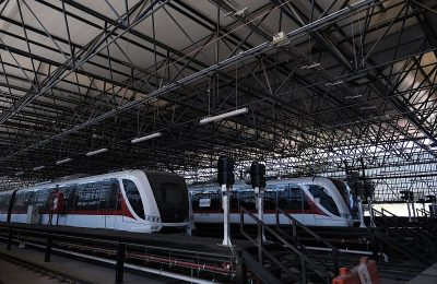 Línea de 3 del Tren de Guadalajara estará lista para 2020