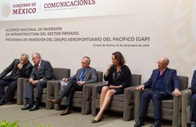 Invertirá GAP 24 mil mdp en aeropuertos
