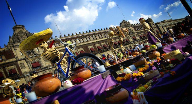 GCDMX convoca al Festival de Ofrendas y Arreglos Florales del Centro Histórico