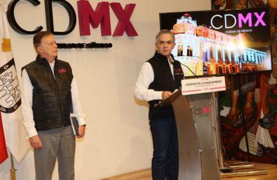 GCDMX invierte más de 300 mdp para reconstruir red hidráulica en Xochimilco