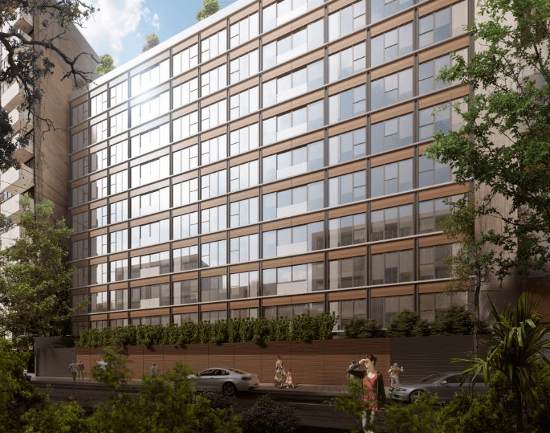 GFa desarrolla proyecto residencial en Polanco