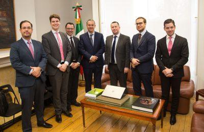 AFDZEE realizó gira de trabajo por Europa para atraer inversiones