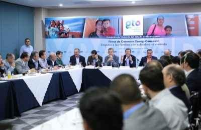 Coveg y Canadevi firman convenio de colaboración