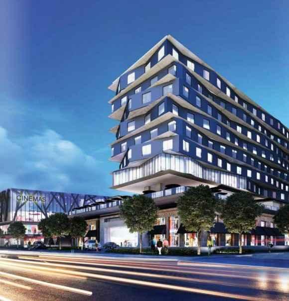 The westin abrir hotel en monterrey portal inmobiliario for Arquitectura y diseno monterrey