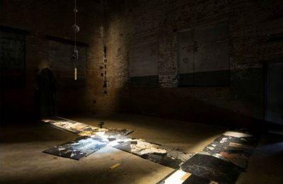 Galería de Nueva York exhibe instalación sobre el territorio mexicano