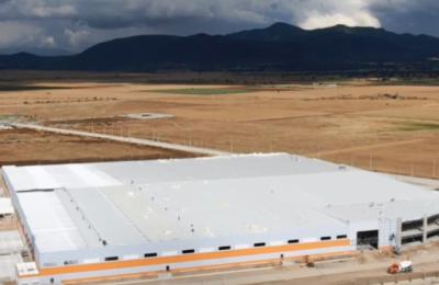 Llega inversión de 600 mdp al Parque Industrial Platah