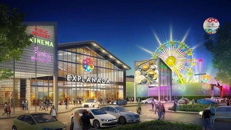 Gicsa inaugura centro comercial Explanada Culiacán Malltertainment