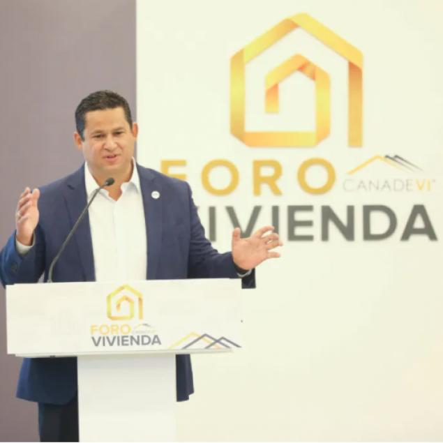 Vivienda es uno de los principales motores del desarrollo de Guanajuato: Sinhue