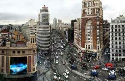 Mejorarán movilidad de ciclistas en Gran Vía de Madrid