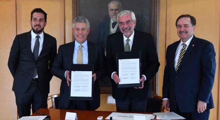 Firman UNAM e Infonavit convenio de colaboración