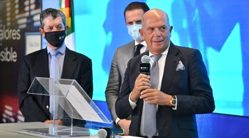 Grupo Sordo Madaleno debuta en Biva con la colocación de Fibra Soma