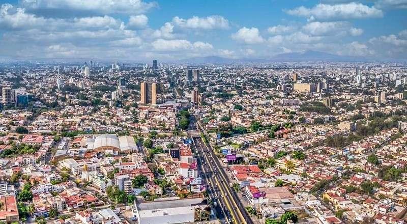Guadalajara reporta la mayor alza en el precio de vivienda en AL