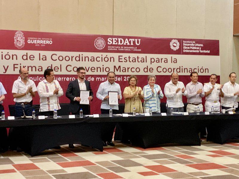 Reconstruirán 1,630 viviendas en Guerrero