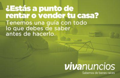 Vivanuncios presentó guía para venta de vivienda