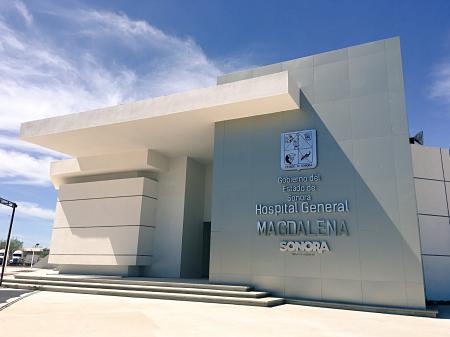 Sonora mejora infraestructura de unidades de salud