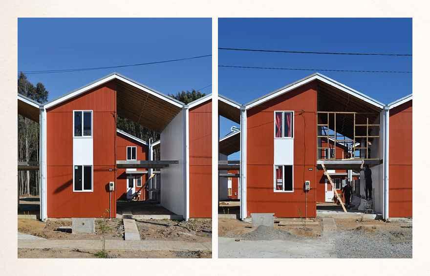 Alejandro Aravena libera 4 proyectos de vivienda social para uso libre