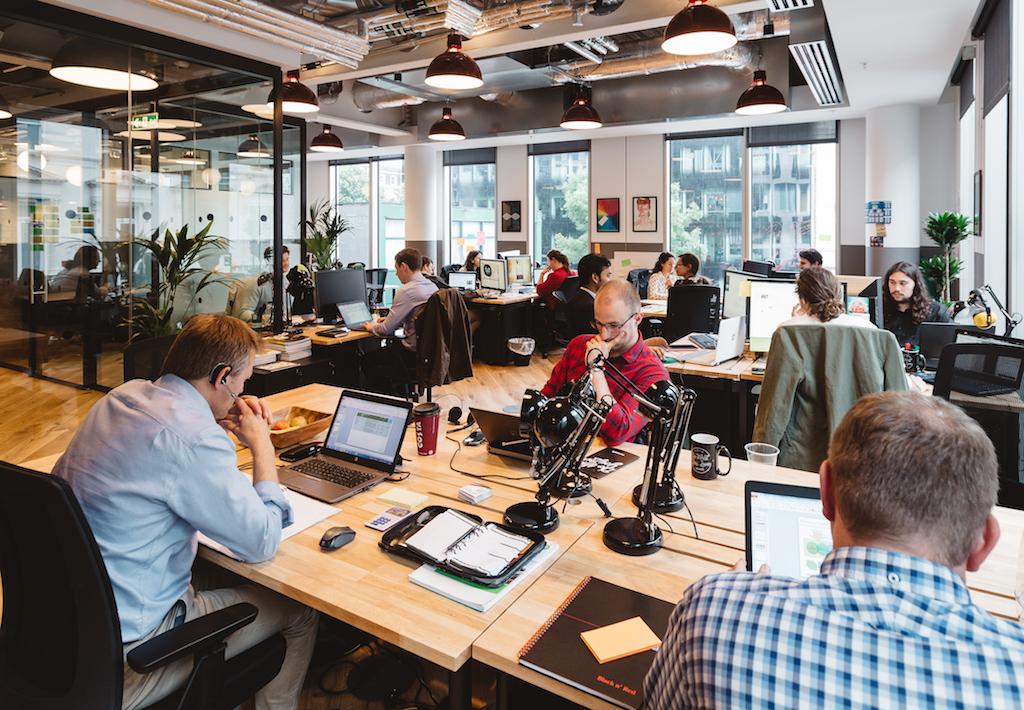 Fibra Uno duplicará oficinas de WeWork para 2021
