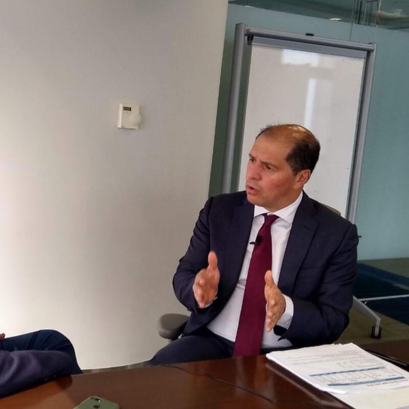 HSBC supera la pandemia con crecimientos y apunta a 2021 positivo - Enrique Margain