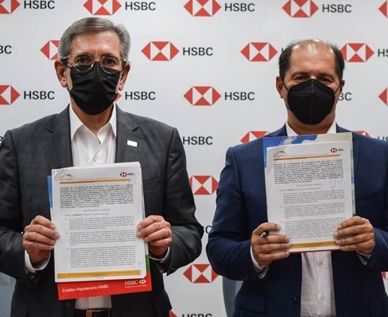 HSBC y Canadevi impulsan financiamiento para compra de vivienda