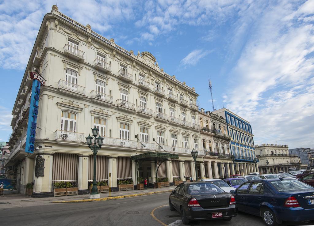 Marriott administrará el hotel más antiguo de Cuba