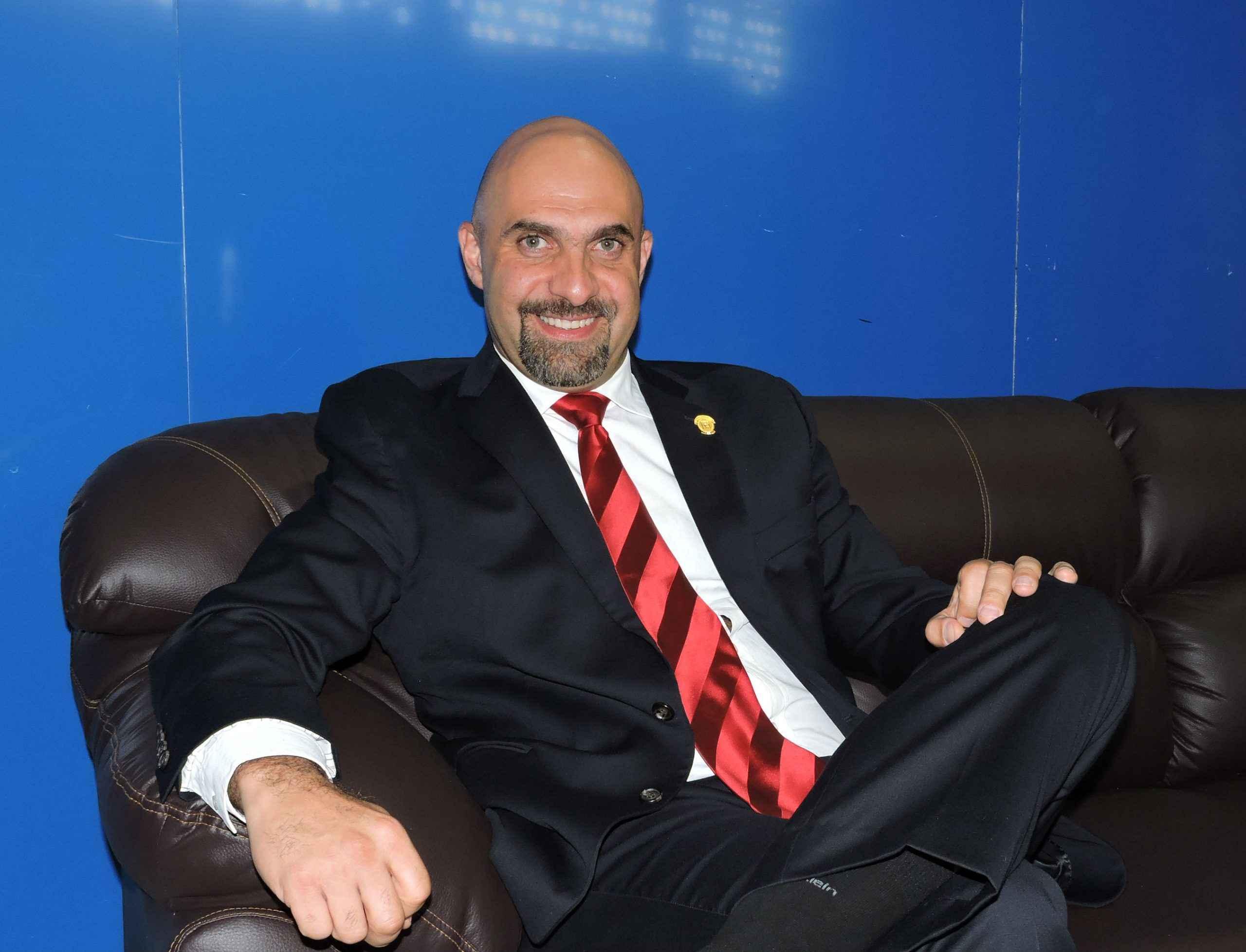Antonio Hánna, al frente de la IFIABCI para las Américas