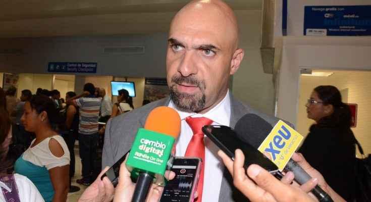 Antonio Hánna proyectará desde FIABCI al mercado inmobiliario