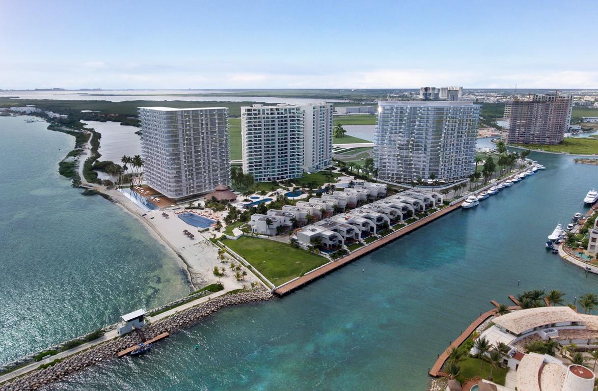 Inicia construcción del SLS Harbour Beach Cancún