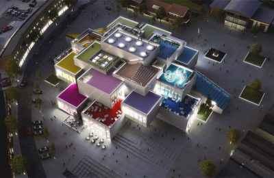Inauguran Casa Lego en Dinamarca