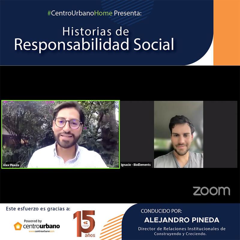 Historias de Responsabilidad Social- Bioelements