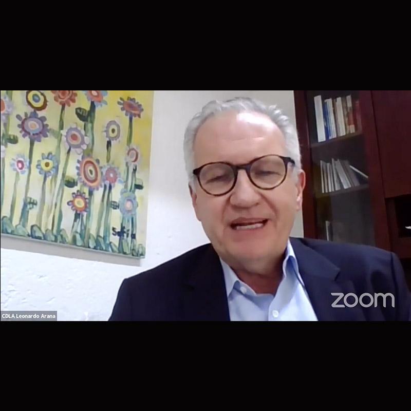 Historias de Responsabilidad Social-Casa de la Amistad-Leonardo Arana