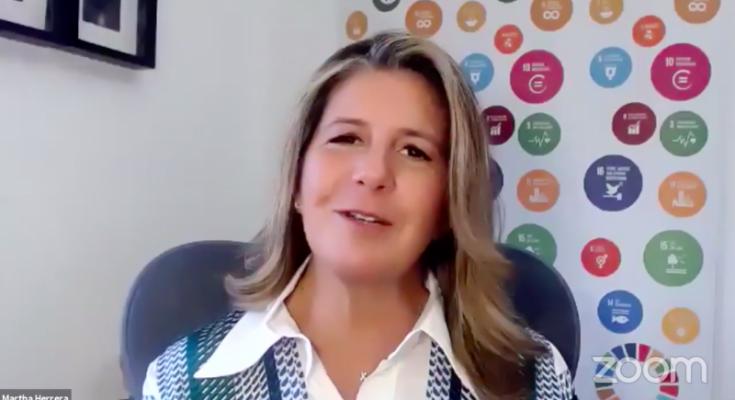 Historias de Responsabilidad Social- Cemex-Martha Herrera
