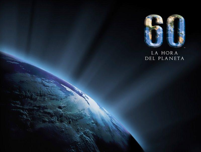 La Hora del Planeta apagó la CDMX