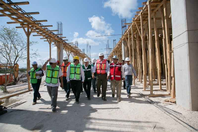 Hospital Materno de Yucatán estará listo en 2017