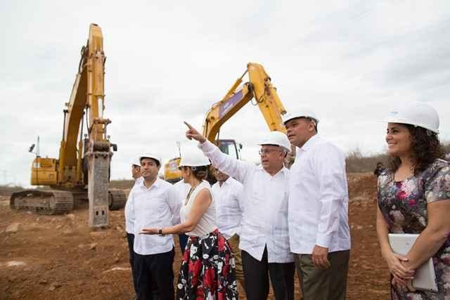Inicia construcción de hospital en Yucatán