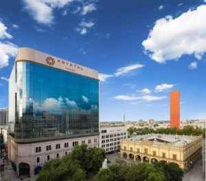 Ghsf adquiere hotel en monterrey portal inmobiliario de for Arquitectura y diseno monterrey