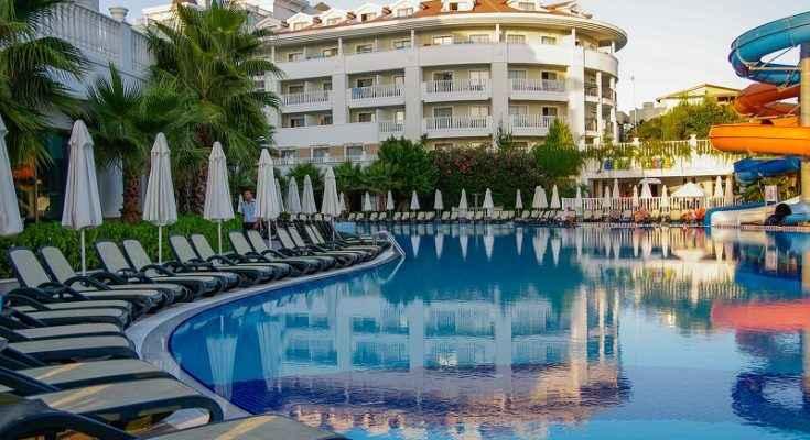 Se desploman ingresos de Fibra Hotel 93.6% en 2T2020
