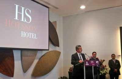 Hs Hotsson inauguró su 4to hotel en Guanajuato
