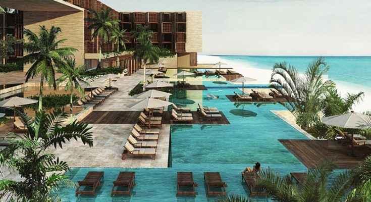 hyatt abrir hotel en playa del carmen portal