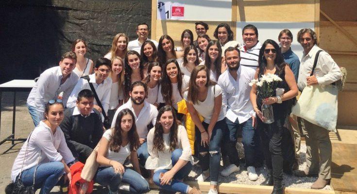 Alumnos de la IBERO ganan certamen de Arquitectura