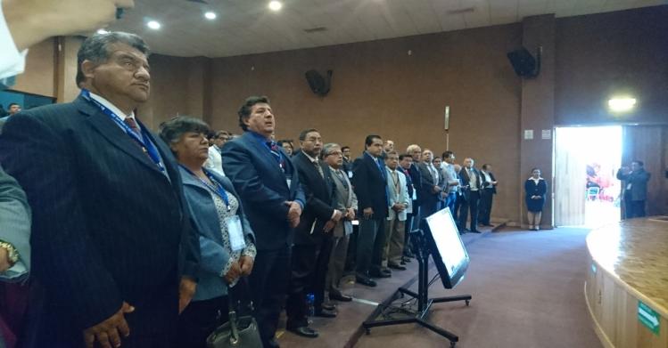 Inauguran Congreso de Ingeniería Civil