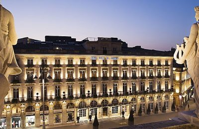 Intercontinental Hotels entra al SIC de la BMV