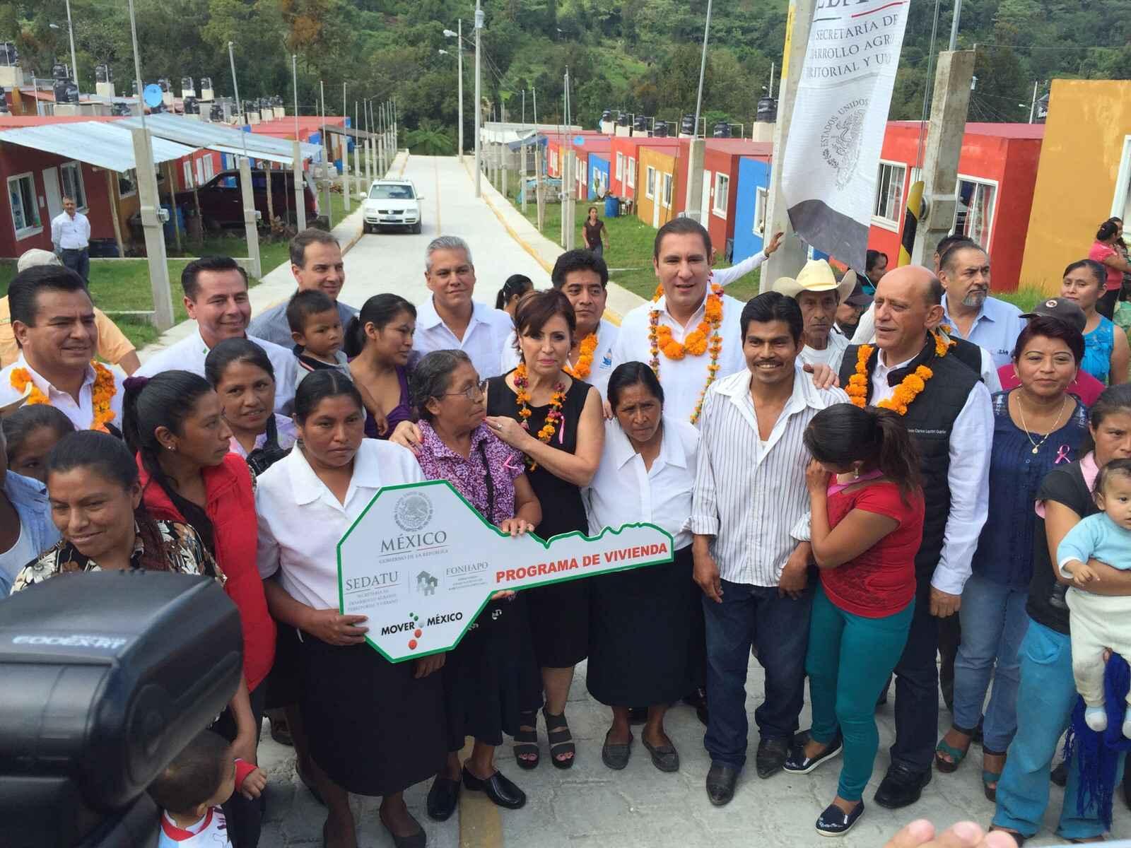 Refuerza sedatu programa viviendas en puebla portal - Programa diseno vivienda ...