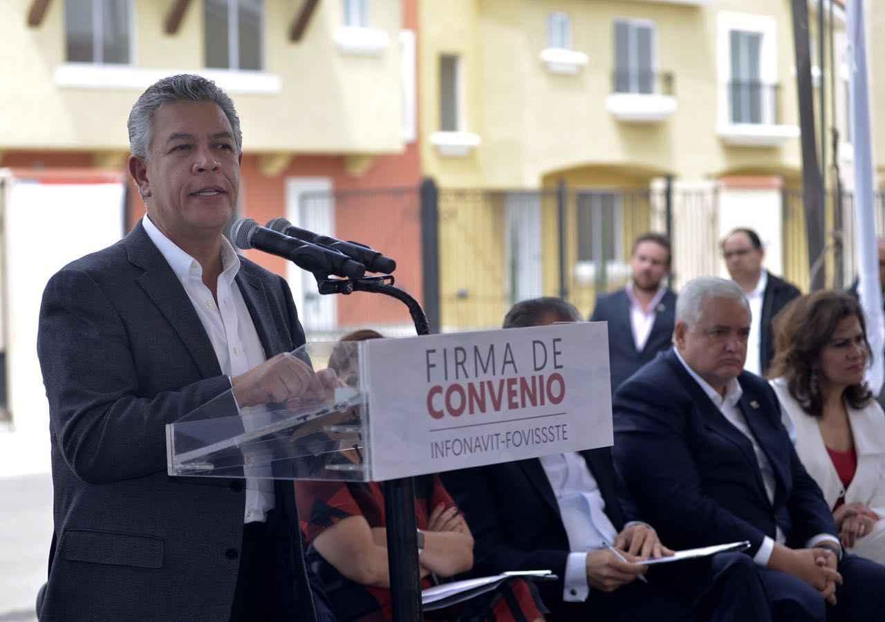 Infonavit anuncia subasta abierta de 3200 viviendas